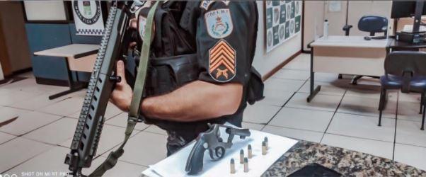 CRIMINOSOS ROUBAM VEÍCULO EM VALENÇA E SÃO PRESOS DURANTE CERCO EM PARAÍBA DO SUL