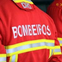 Sintra | 119 bombeiros no combate a Incêndio em Negrais