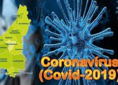 Covid-19 | Há mais 5 casos ativos na Região Oeste