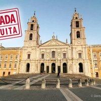 Palácio Nacional de Mafra e restantes Monumentos DGPC com entrada gratuita no domingo