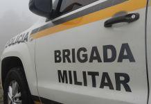 Viatura da Brigada Militar