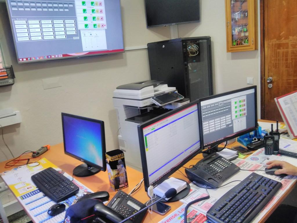 equipamento de comunicações Tavira