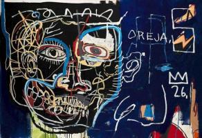 Banda U2 venderá quadro de Basquiat