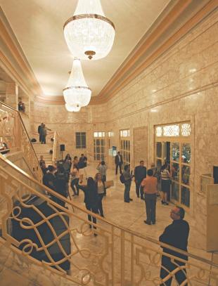 A programação incluiu o descerramento da placa de abertura, a apresentação da Orquestra Eleazar de Carvalho e a exibição de filmes FOTO: KLÉBER A. GONÇALVES
