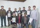 RENDA E EMPREGO: Empresários recebem terreno no Parque Industrial
