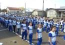 CIVISMO: Desfile de Sete de Setembro em Pinhão