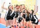JOGOS DA JUVENTUDE: Basquetebol feminino conquista a divisão A