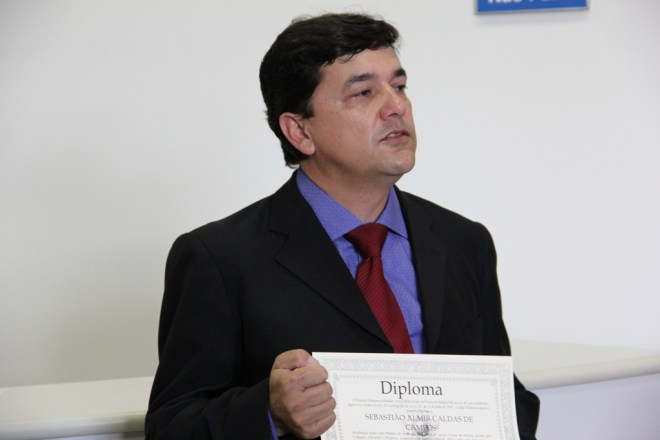 Sebastião Campos (Foto:Naor Coelho/Fatos do Iguaçu)