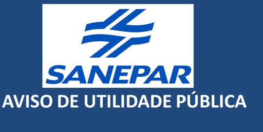 AVISO DE UTILIDADE PÚBLICA - Dezenas de interligações afetam bairros