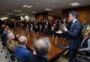 Governador dá posse a novos secretários estaduais