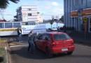 APAE de Pinhão faz pedágio na Avenida Trifon