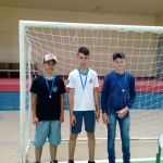 Campeões tênis de mesa masculino C