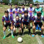 Equipe campeã futebol sete - Bento
