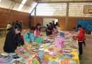 Escola Frei Francisco  promove feira do livro