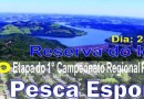 Cancelada Etapa do Campeonato de Pesca em Reserva do Iguaçu
