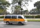 Semana da criança: Detran alerta sobre atenção especial no transporte escolar