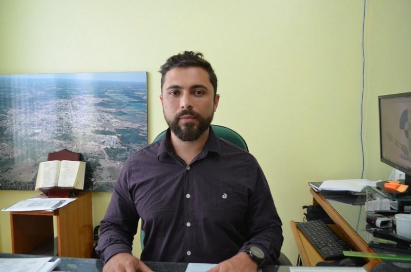 Adilson José será o novo secretário de administração