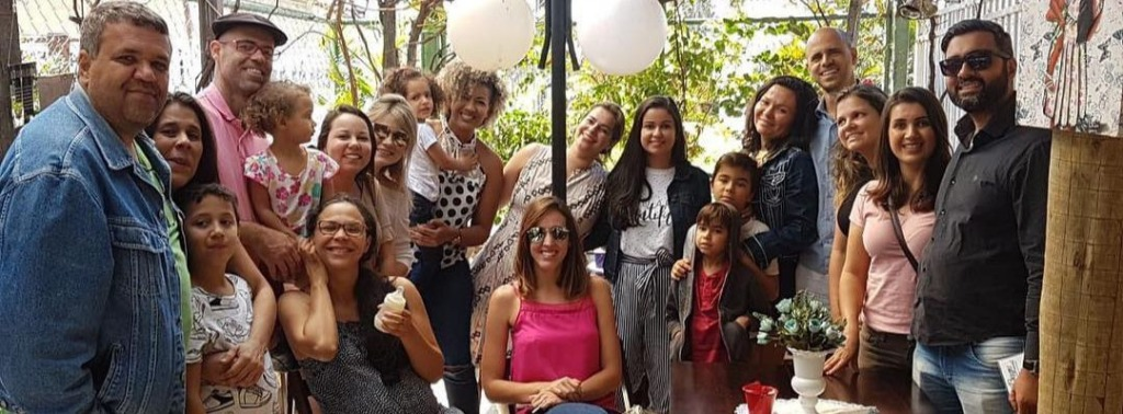 Grupo das Meninas