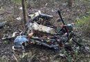 Confira algumas fotos do local onde caiu a aeronave que estava o deputado Bernardo