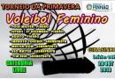 Confira a programação do Torneio de Voleibol Feminino