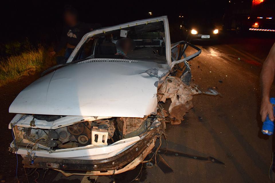 Jovem de 19 anos morre em acidente na PR 170