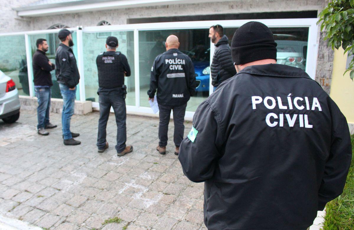 """PCPR deflagra operação """"PC 27"""" para cumprir mandados judiciais em todo o Paraná"""