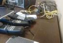 PCPR prende dupla suspeita de aplicar golpe em operadora de telefonia e gerar mais de R$1 milhão mensal de prejuízo