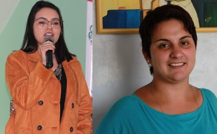 Vereadoras Letícia e Luzyanna querem criar a Procuradoria da Mulher no legislativo pinhãoense