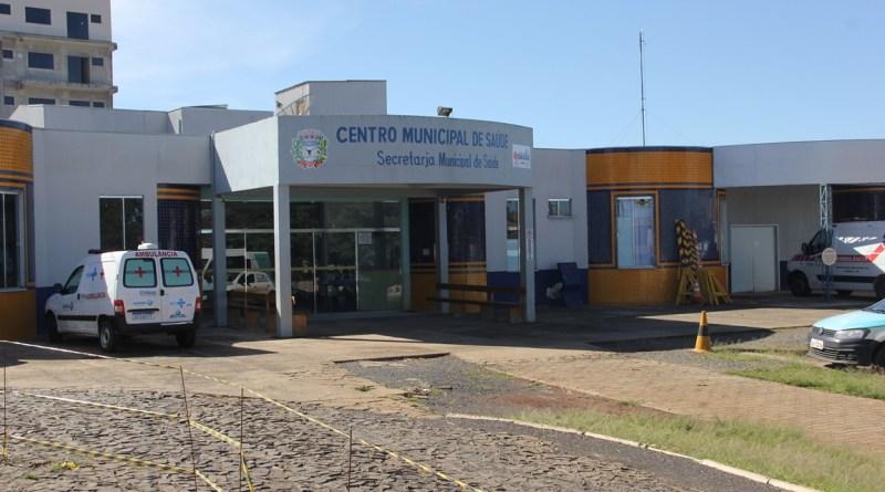 Posto Central de Saúde do municipio de Pinhão Pr