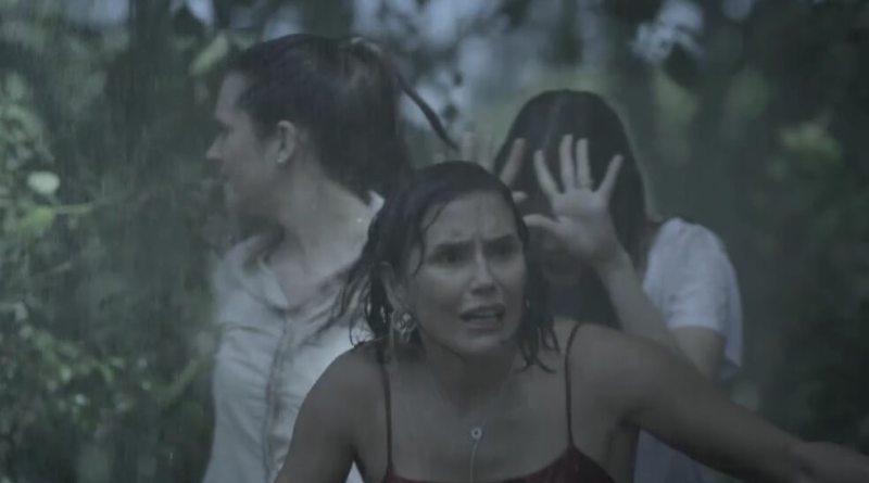 luna, kyra e alexia presenciam assassinato do juiz vitorio