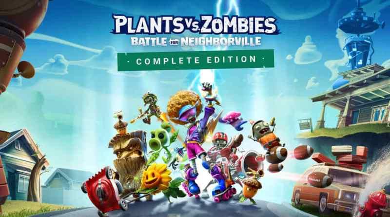 Plants Vs Zombies já está disponível para o Nintendo Switch
