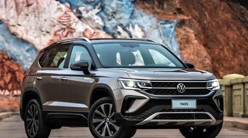 Taos da VW