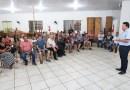 Prefeito participa de reunião de moradores da Grande Operária