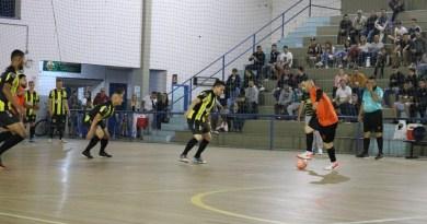 Campeonato de Futsal de Sapiranga entra nas quartas de final