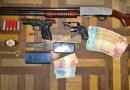 Brigada Militar de Araricá realiza prisão por posse irregular de arma de fogo