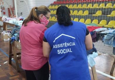 Prefeitura facilita o acesso à Campanha do Agasalho para 400 famílias com crianças matriculadas na rede municipal