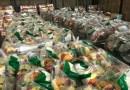 Estado recebe doação de 70 mil cestas básicas para auxiliar municípios em situação de emergência