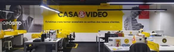 Vagas Operacionais e de Tecnologias na Casa&Video