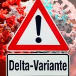 Covid-19: amostras indicam 100% de variante Delta em setembro no Rio