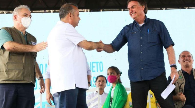 Presidente inaugura obras de integração do São Francisco na Paraíba