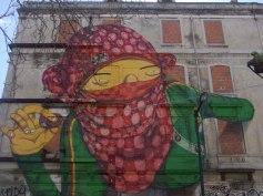 Grafiti by Blu e Gemêos