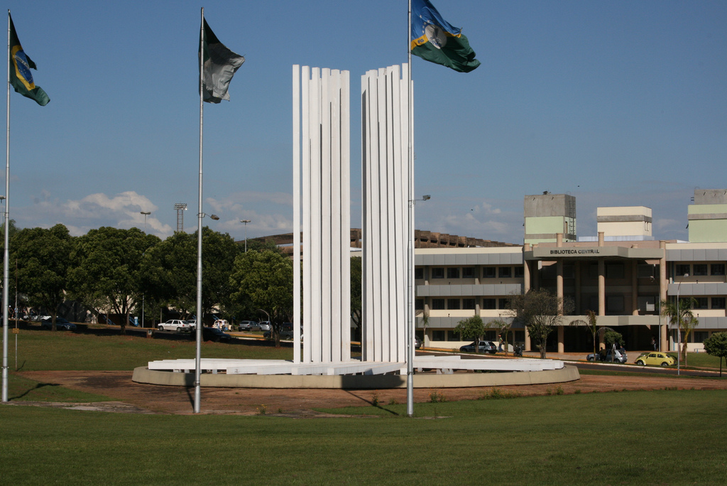 Campus da UFMS em Campo Grande (MS)