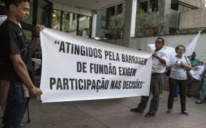 As heranças da tragédia da barragem do Rio Doce