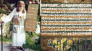 Resultado de imagem para pichadores que vandalizam os murais do Profeta Gentileza