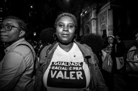 Marcha das Mulheres negras, latinoamericanas e caribenhas em São Paulo. 25/07/2017 Fotos: Tais de Aquino especial para os Jornalistas Livres