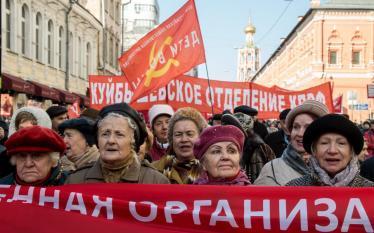 A REVOLUÇÃO RUSSA E A LUTA DAS MULHERES