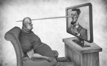 A Globo e sua fábrica de narrativas