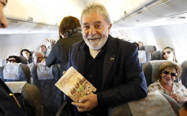 Siga lendo, Lula. Esteja livre.