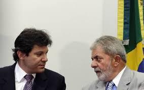 Obrigado Presidente Lula e ministro Fernando Haddad pelo Instituto Federal…