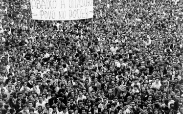 """""""Democracia"""" sem povo tem nome: DITADURA"""